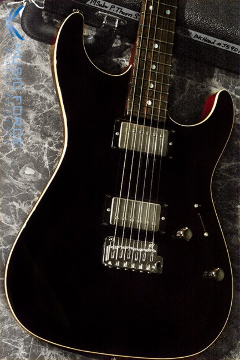 [Outlet 신품(Blem)특가!!!] Suhr Pete Thorn Signature Standard HH-Black(2017년산/신품)
