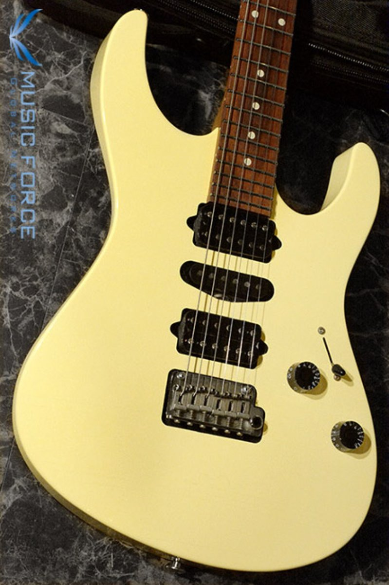 Suhr Modern Antique Pro HSH Limited Run-Vintage Yellow w/Pau Ferro FB(2017년산/신품)