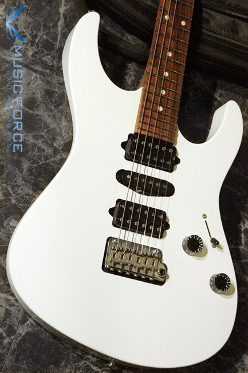 Suhr Modern Antique Pro HSH Limited Run-Olympic White w/Pau Ferro FB(2017년산/신품)