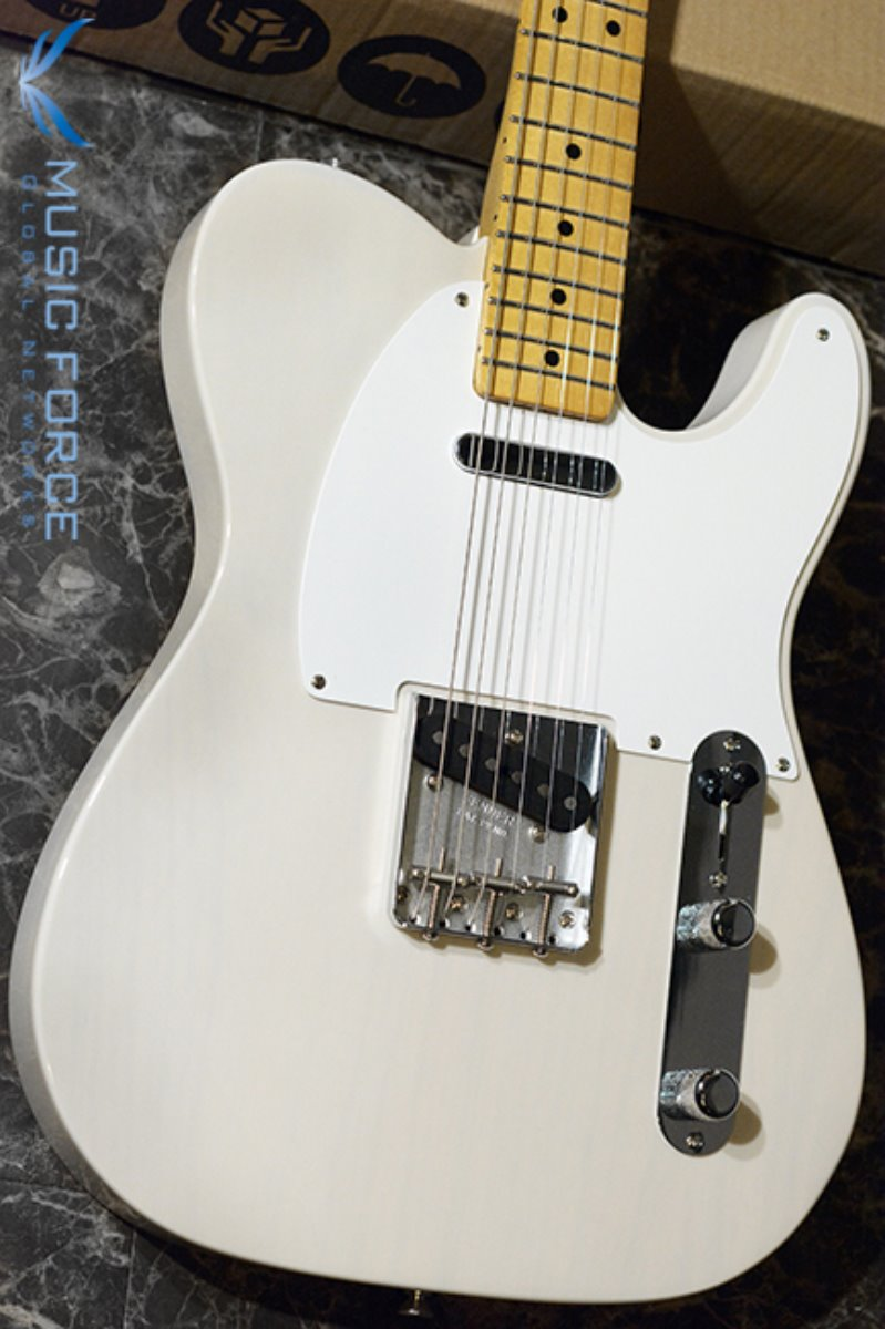 Fender Mexico Classic Series 50's Telecaster-White Blonde w/Maple FB(2017년산/신품) 펜더 멕시코 클래식 50s 텔레캐스터