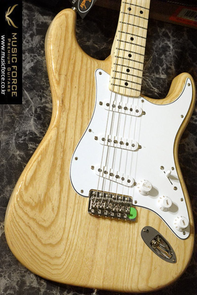 Fender Mexico Classic Series 70's Stratocaster Natural w/Maple FB(2016년산/신품) 펜더 멕시코 클래식 70s 스트라토캐스터