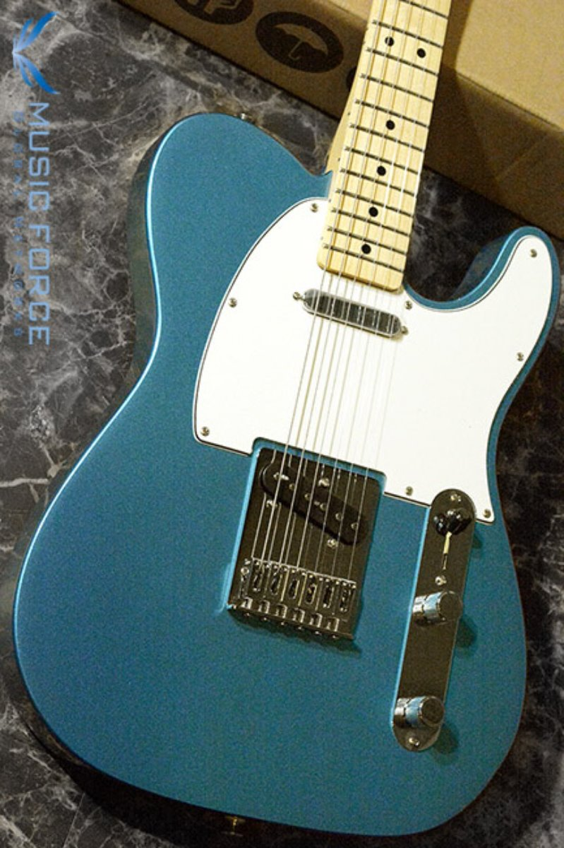 Fender Mexico Standard Telecaster-Lake Placid Blue w/Maple FB(2017년산/신품) 펜더 멕시코 스탠다드 텔레캐스터