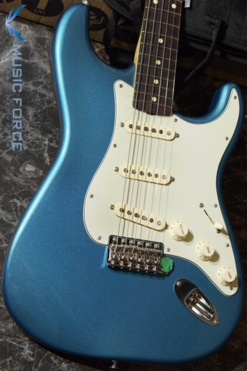 Fender Mexico Classic Series 60's Stratocaster-Lake Placid Blue (2015년산/신품) 펜더 멕시코 클래식 60s 스트라토캐스터
