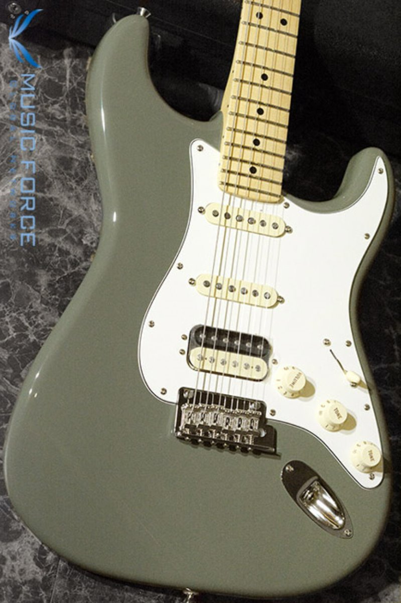 Fender USA American Professional Stratocaster SSH Shawbucker-Antique Olive Maple FB(2016년산/신품) 펜더 아메리칸 프로페셔널 스트라토캐스터 쇼버커