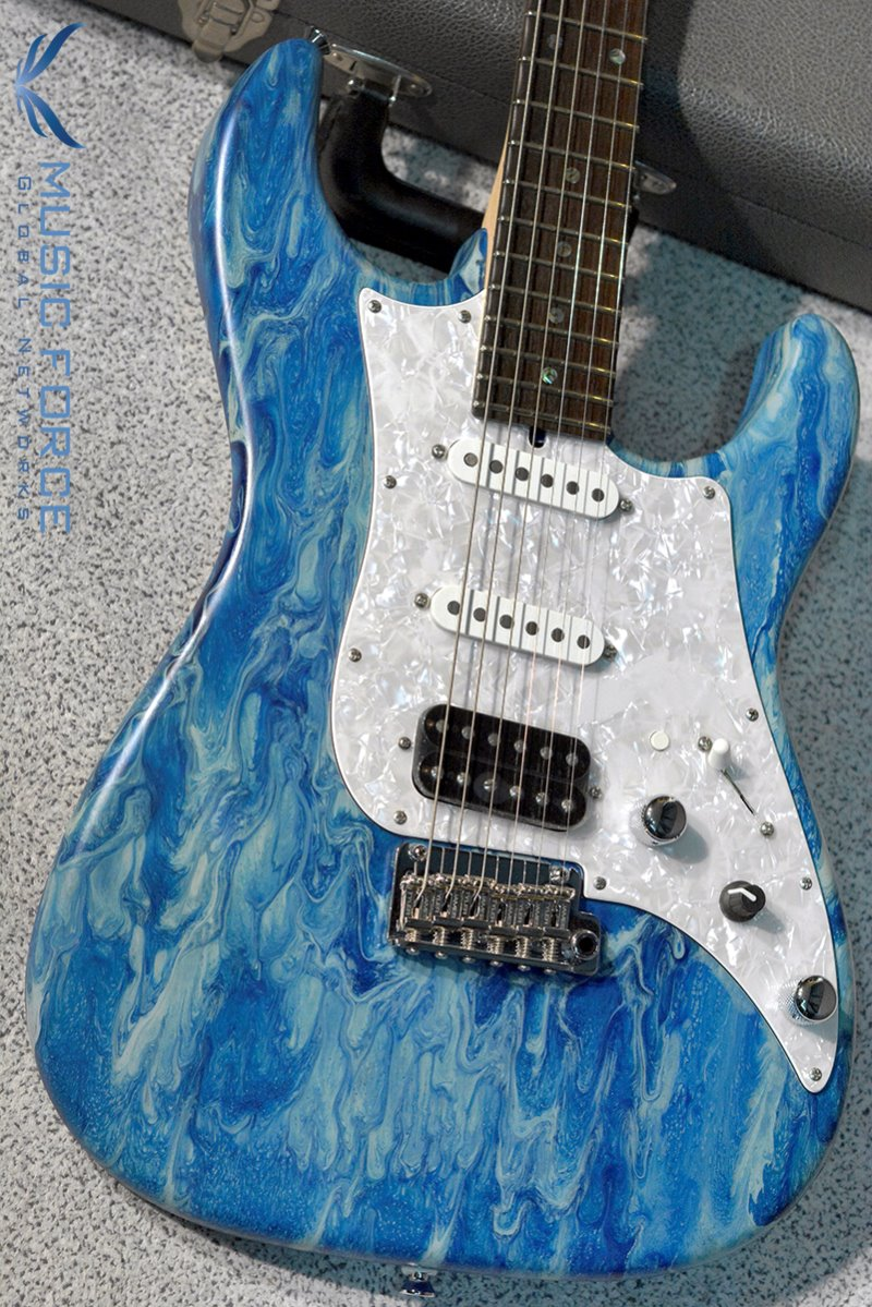 James Tyler USA Studio Elite HD Music Force Limited Edition-Blue Force Shmear w/Macassar Ebony Fingerboard #18 of 25(2017년산/전세계 25대 한정판/신품)