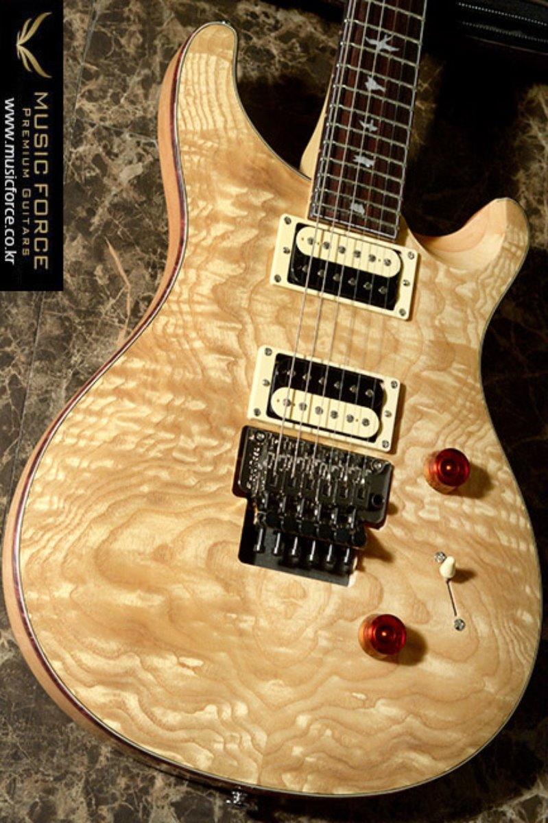 PRS SE Floyd Custom 24 Exotic Wood LTD-Swamp Ash Top #2(신품)