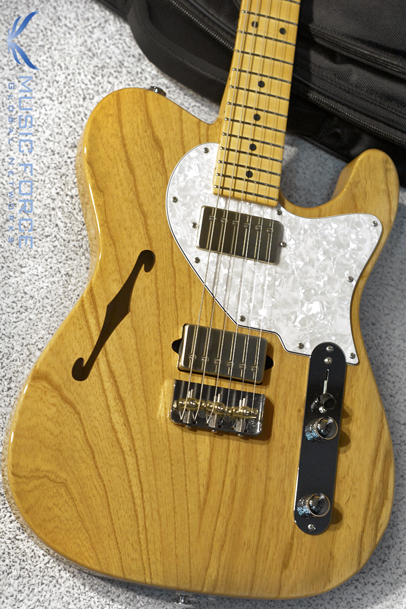 Suhr Alt T HH Swamp Ash-Vintage Natural w/Maple FB(2018년산/신품)