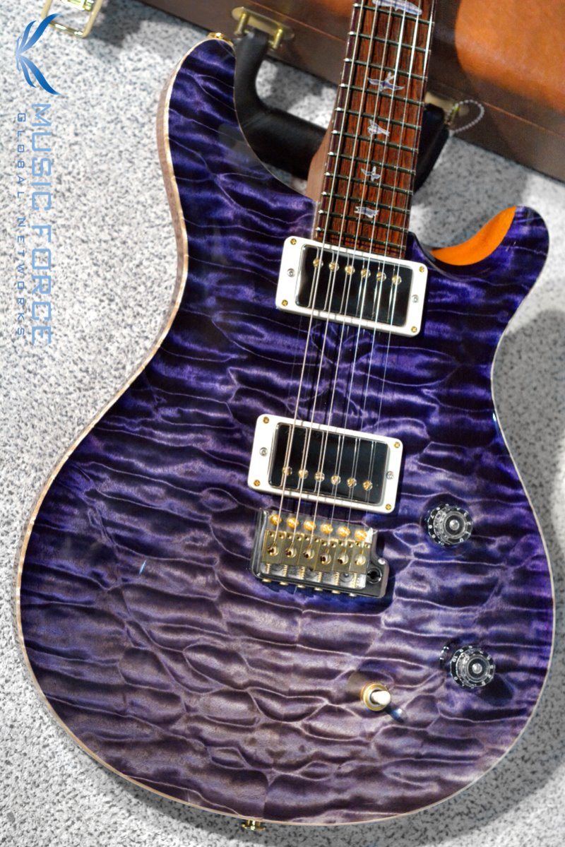PRS Private Stock Modern Eagle QMT-Purple Dragon's Breath w/Honduran Rosewood Neck & FB(2017년산/신품)