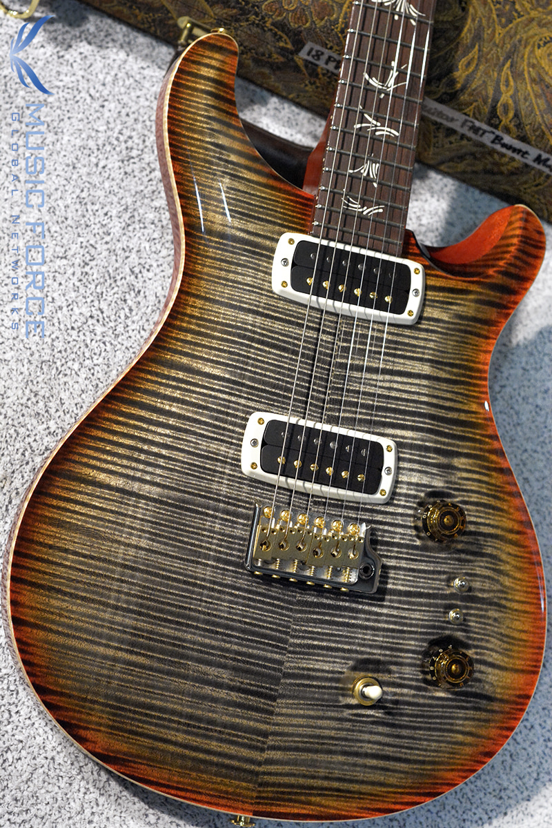PRS Wood Library Paul's Guitar Limited-Burnt Maple Leaf w/10 Top Flame, Honduran Rosewood FB & Hybrid HW(2018년산/신품)