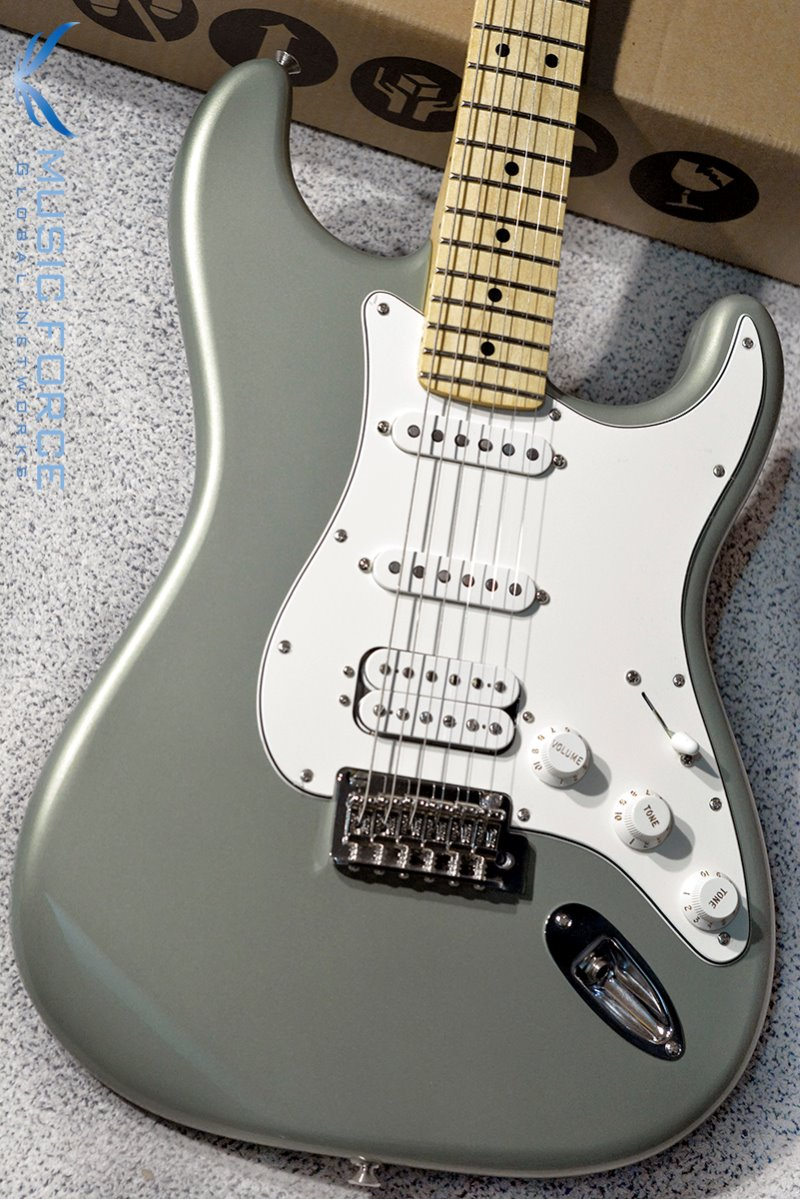 Fender Mexico Player Series Stratocaster SSH-Sage Green Metallic w/Maple Fingerboard (2018년산/신품) 펜더 멕시코 플레이어 스트라토캐스터