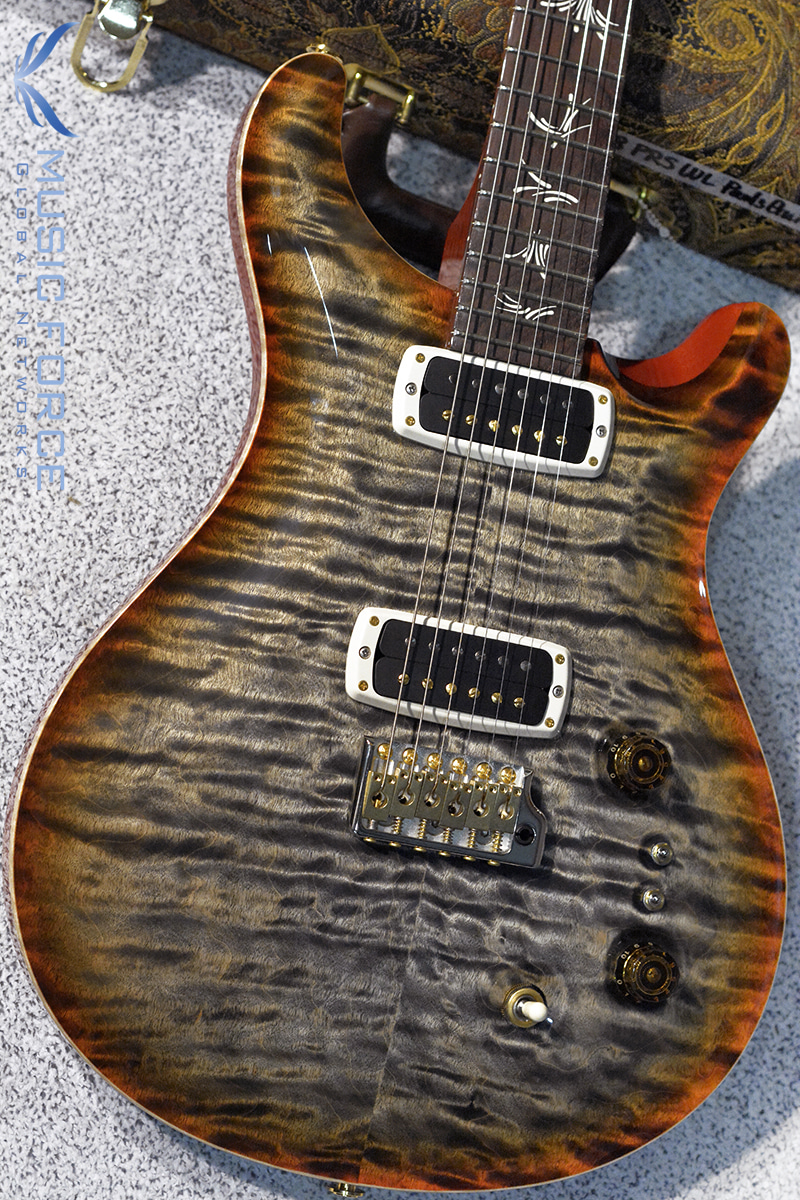 PRS Wood Library Paul's Guitar Limited-Burnt Maple Leaf w/10 Top Quilt, Honduran Rosewood FB & Hybrid HW(2018년산/신품)