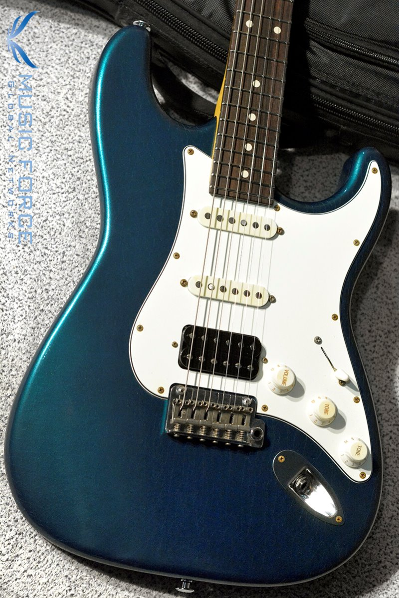 Suhr Classic Antique(Pro-Series) Limited Edition SSH-Ocean Turquoise Metallic w/Rosewood FB & SSCII System (2017년산/신품)
