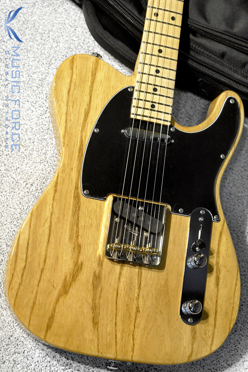Suhr Classic T SS Swamp Ash-Vintage Natural w/Maple FB & SSCII System(2018년산/신품)