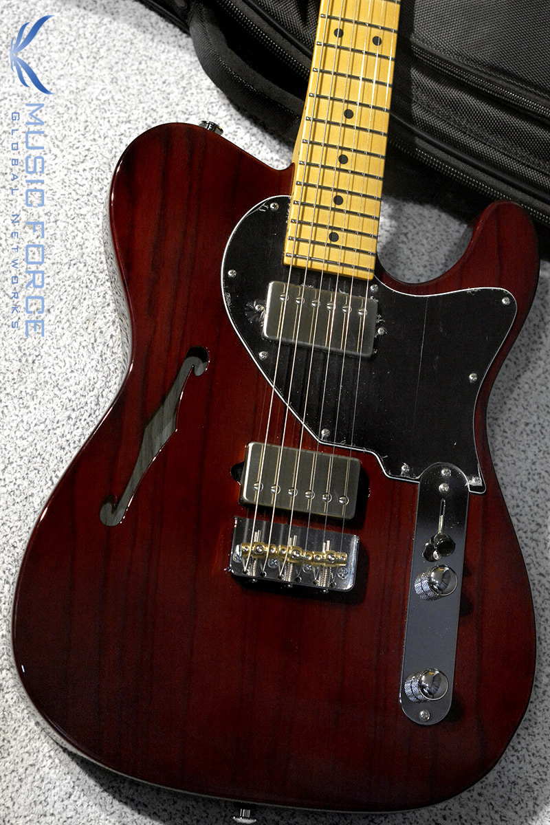 Suhr Alt T HH Swamp Ash-Trans Brown w/Maple FB(2018년산/신품)