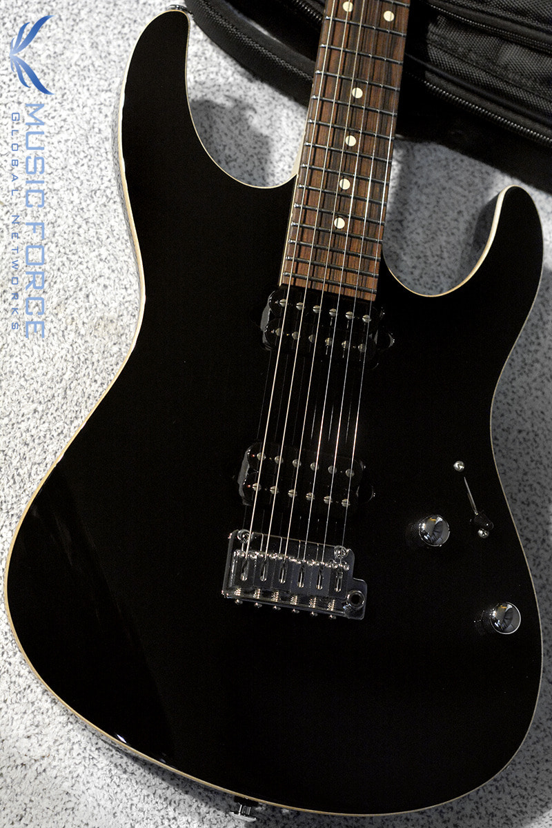 Suhr Modern HH-Black w/Pau Ferro FB & Match Painted Headstock(2018년산/신품)