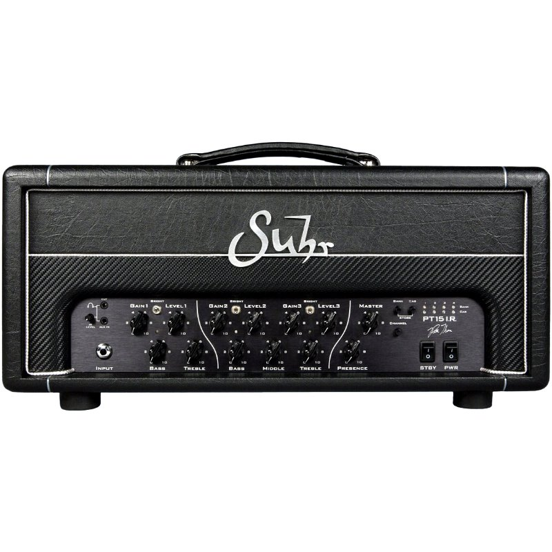 Suhr PT15 I.R. Pete Thorn Signature Guitar Amp Head (KC전기안전인증완료제품/정식수입품220V/신품)
