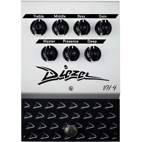 [특별세일] Diezel VH4 Overdrive/Distortion/Preamp Pedal