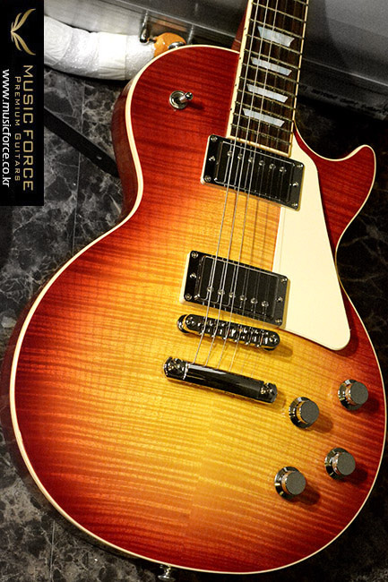 [2018 Final Sale(~12/31까지)!!!] Gibson USA 2017 Model Les Paul Standard HP-Heritage Cherry Sunburst(2017년산/신품)