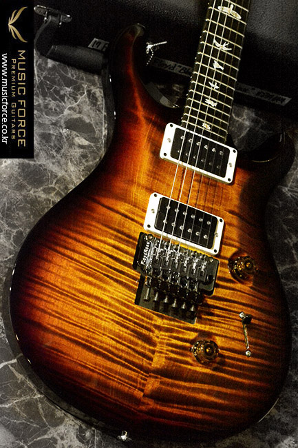 PRS 'Floyd' Custom 24 FMT-Black Gold Burst(2017년산/신품)