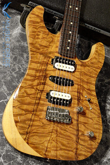 LSL XT3 Deluxe-Roasted Quilt Maple Top w/Pau Ferro Neck & Rosewood FB(2018년산/신품)