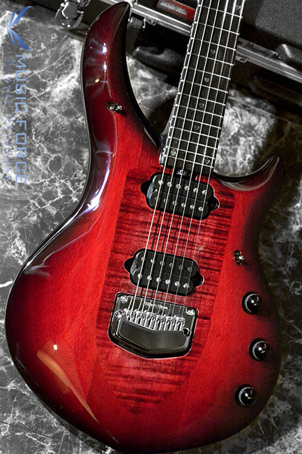 Musicman John Petrucci Majesty Monarchy 6현 Model-Royal Red Color(2018년산/신품)