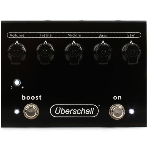 [미국현지가이하세일!!!] Bogner Uberschall(Distortion) Pedal