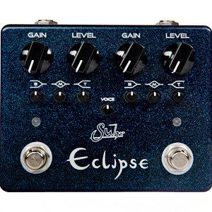 Suhr Eclipse Galactic Limited Edition Dual Channel Overdrive/Distortion(전세계200대한정)