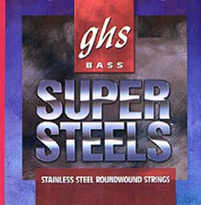 GHS Bass Super Steels