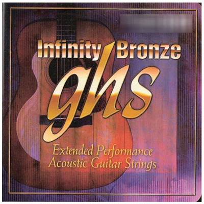 GHS Acoustic Infinity Bronze