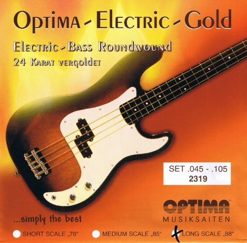 Optima Gold(Bass)