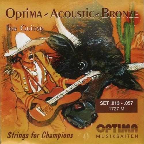 Optima Bronze(Acoustic)