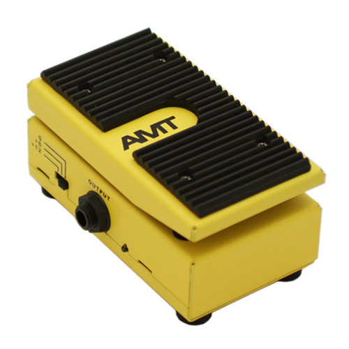 "AMT ""Little Loud Mouth"" LLM-2 Volume Pedal (초소형볼륨페달)"