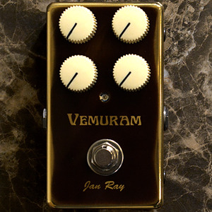 Vemuram Jan Ray Natural Overdrive