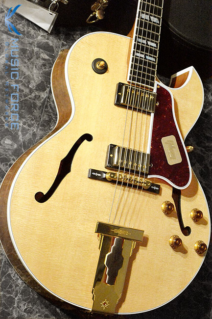 [이월상품창고대방출!!!] Gibson Custom(Crimson) Archtop L-4 Mahogany-Antique Natural(2013년산/신품)