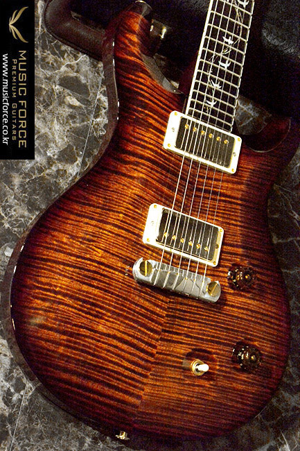 "[2018 Final Sale(~12/31까지)!!!] PRS 30th Anniversary Limited Edition ""Vine"" Mccarty-Black Gold(2015년산/전세계120대 한정판/신품)"