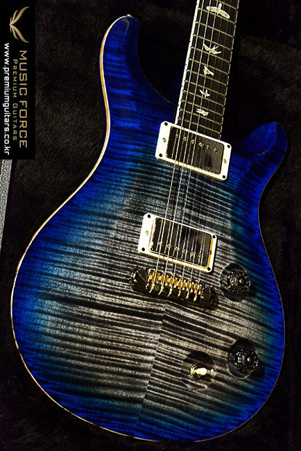 [창사10주년기념세일!!!] PRS Mccarty FMT-Custom Color Charcoal Blue Burst w/10top Option(2016년산/신품)